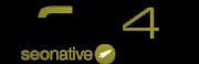 Logo: seo4u by seonative